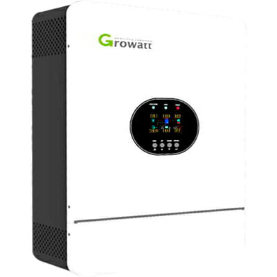 Inversor Growatt 5000W TL HVM-WPV 48V MPPT 100A 120-430V VCD – (paralelizable)