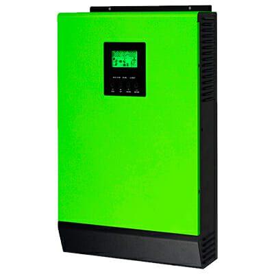 Inversor Hibrido con Backup 4000W 48V MPPT 80A (Paraleizable)