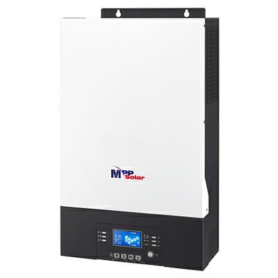 Inversor MPPSOLAR PIP- 3024MK 5000W 24V con regulador MPPT de 60A(Paraleizable)