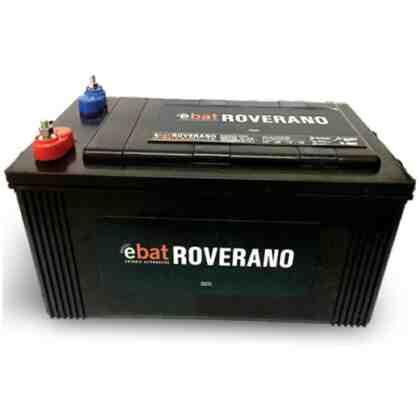 Bateria Roverano GEL – GEB12v190A (Electrólito Sólido)